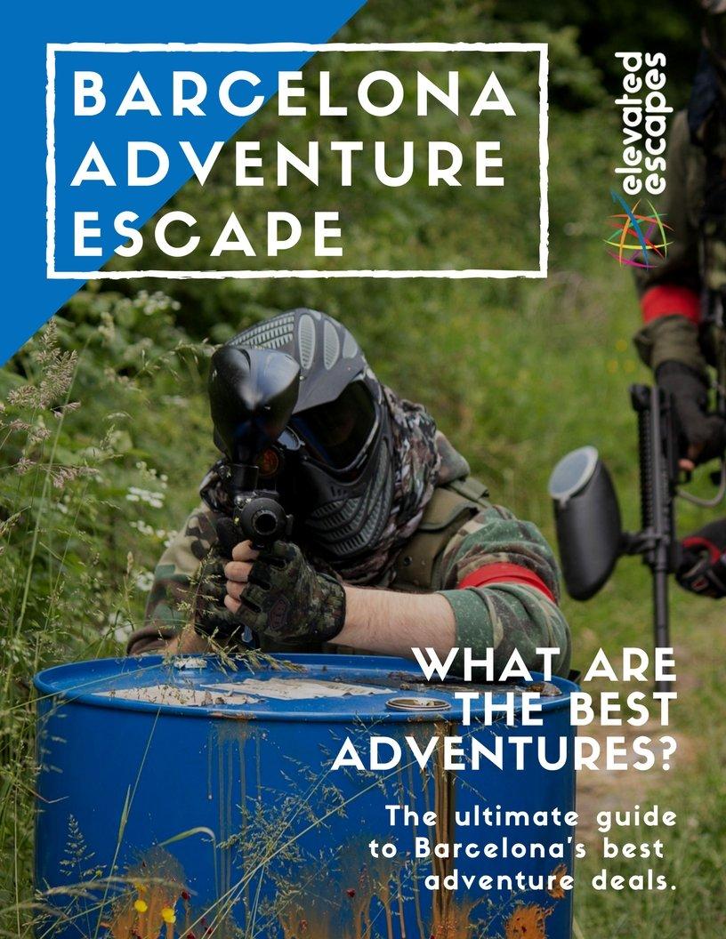 Barcelona Adventure Escape Guide