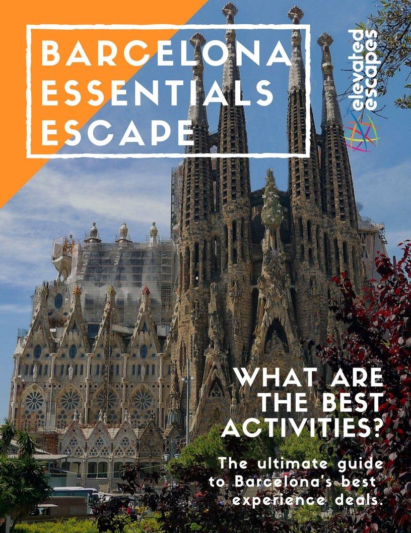 Barcelona Essentials Escape Guide
