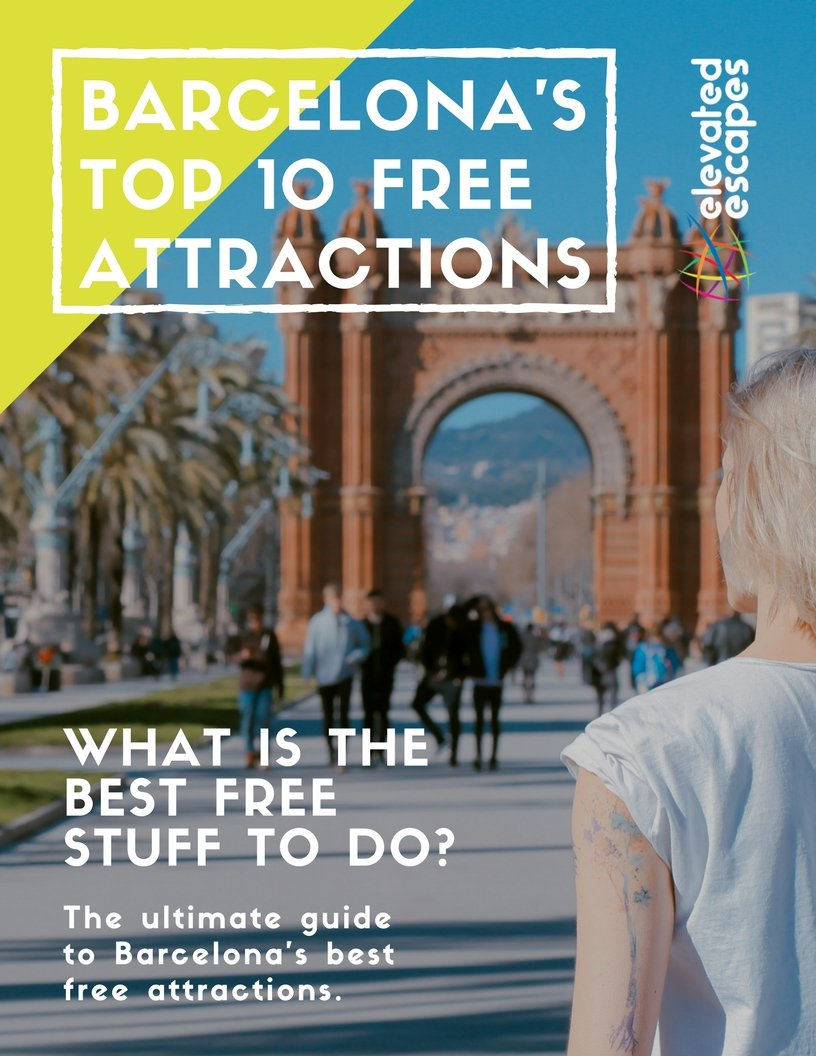 Barcelona Free Attractions Guide