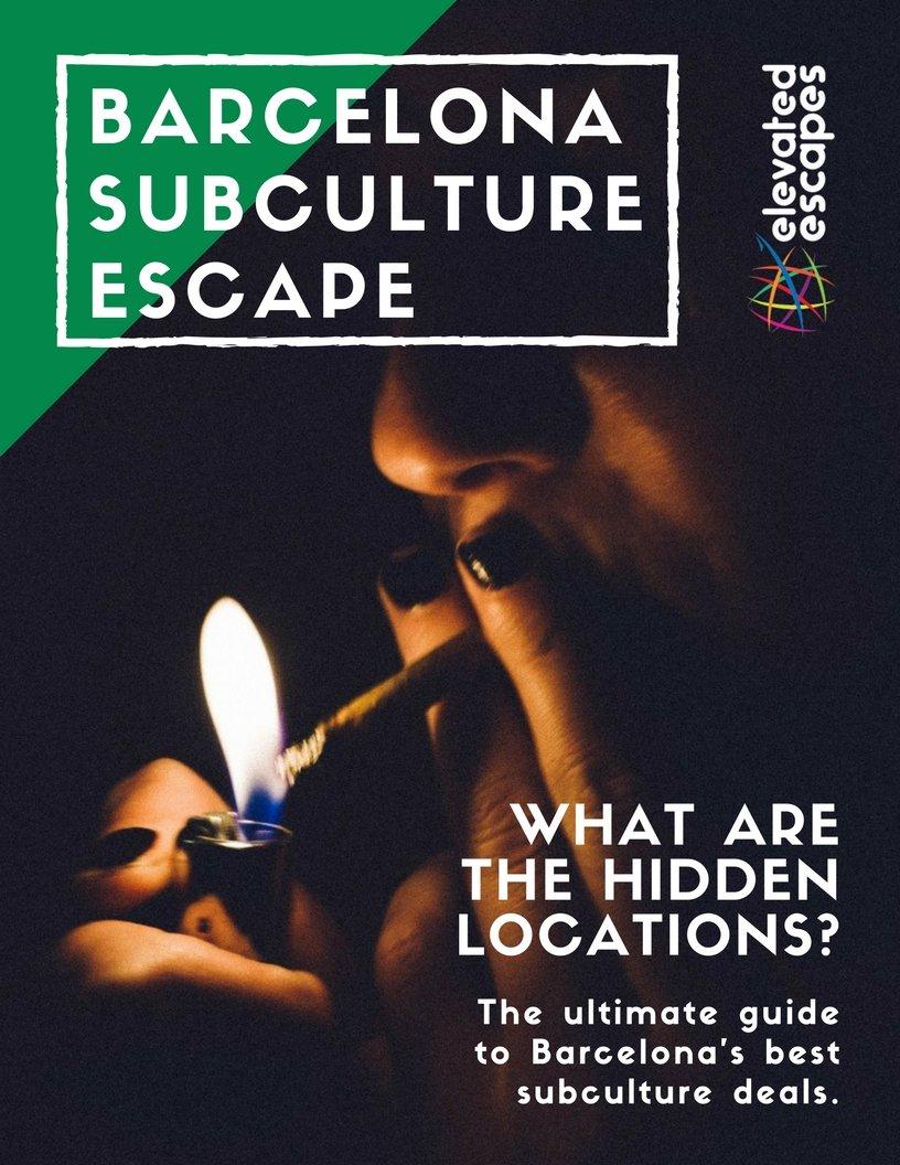 Barcelona Subculture Escape Guide