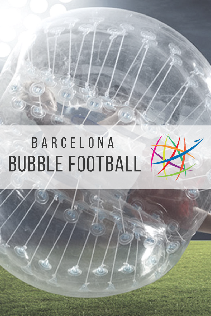 Barcelona Bubble Football Safety