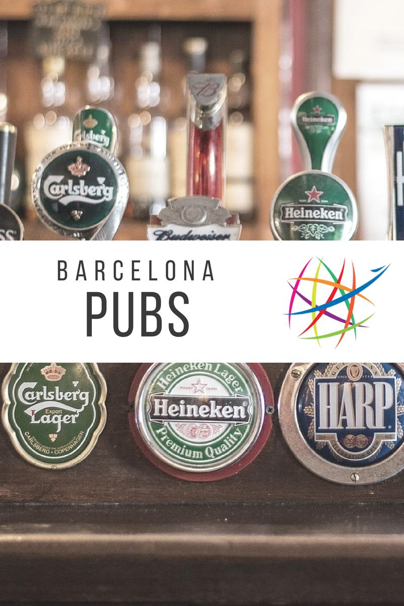 Barcelona Nightlife Bars