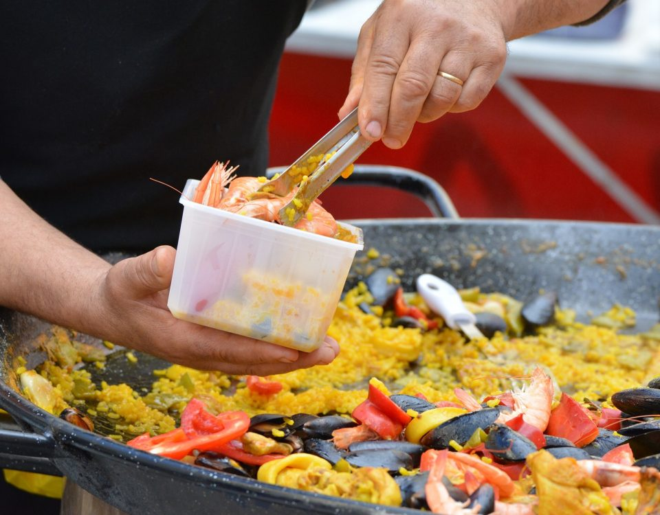 Barcelona Paella Experience Cooking Class