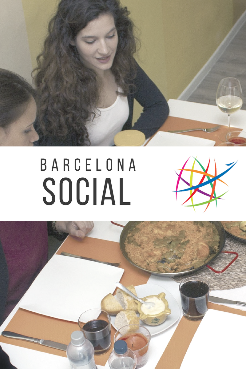 Barcelona Paella Experience Social