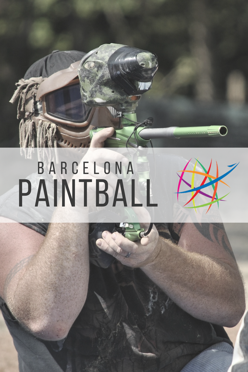 Barcelona Paintball Equipment