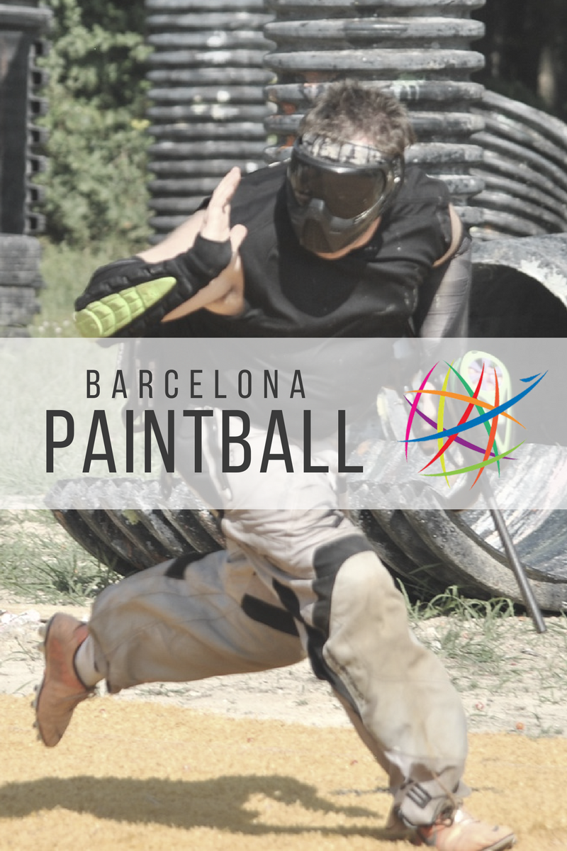 Barcelona Paintball Professionals