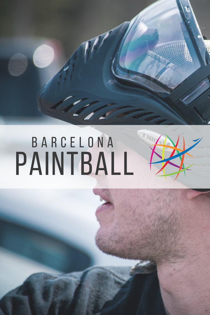 Barcelona Paintball Everyone Welcome