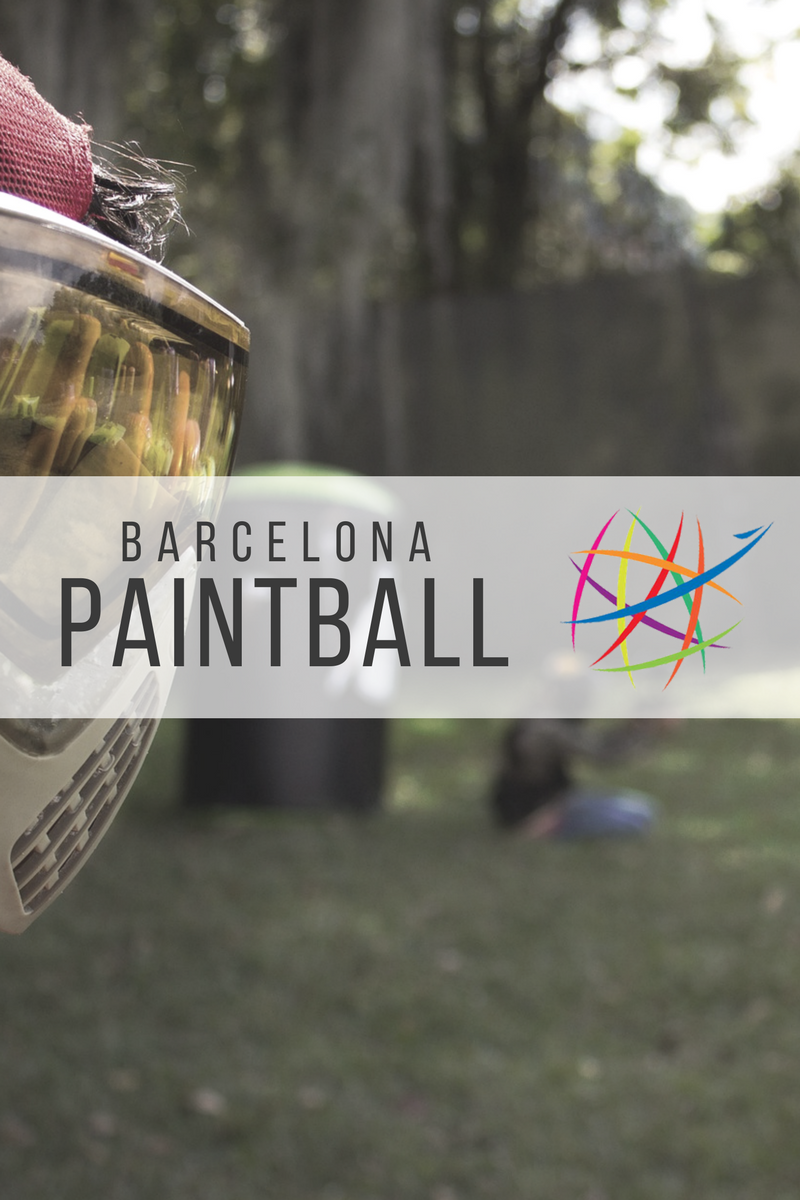 Barcelona Paintball Safety