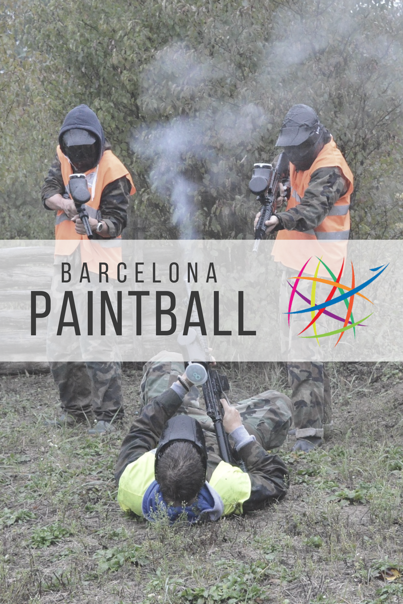 Barcelona Paintball Fun