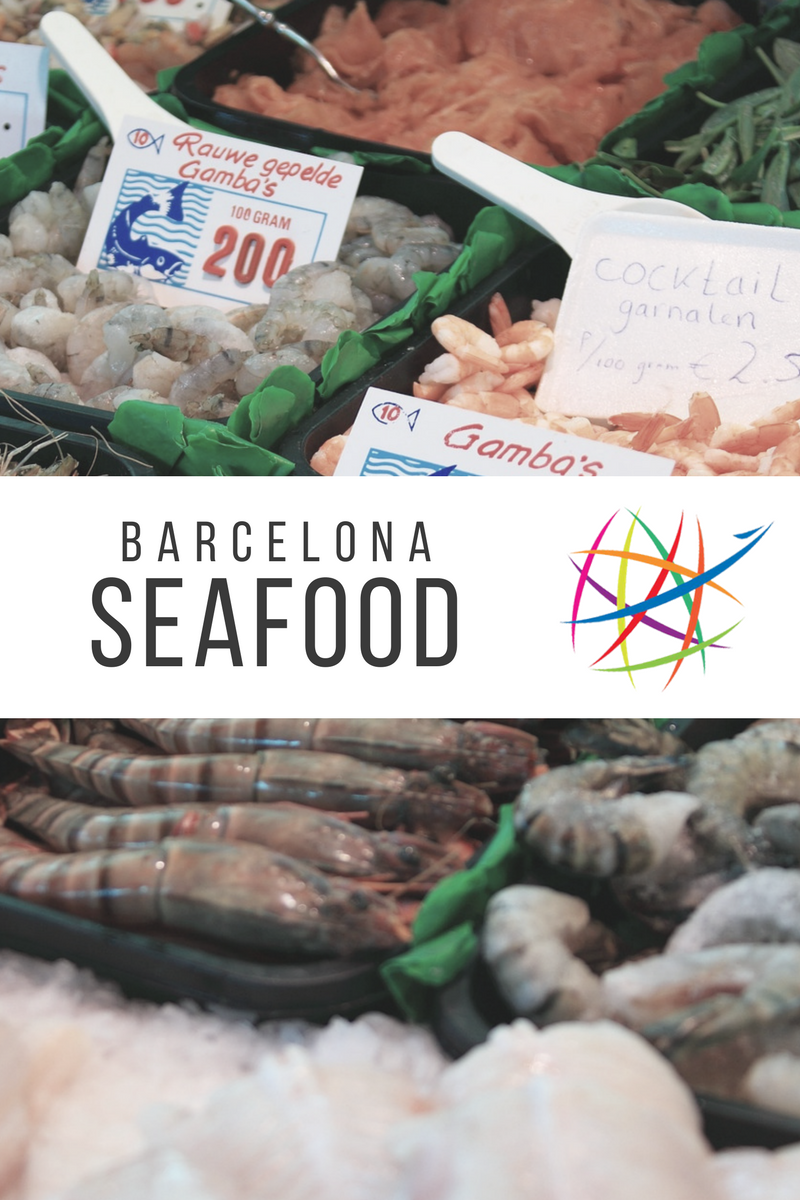 Barcelona Paella Experience Seafood