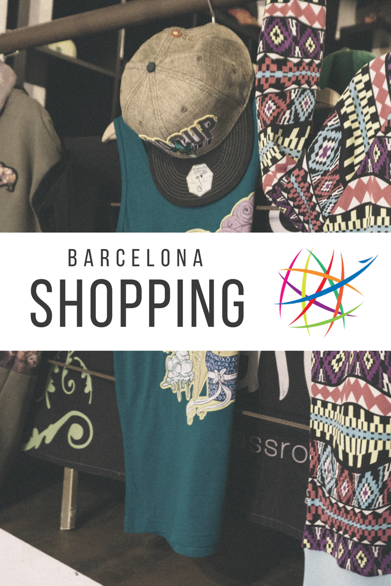 Barcelona Subculture Shopping