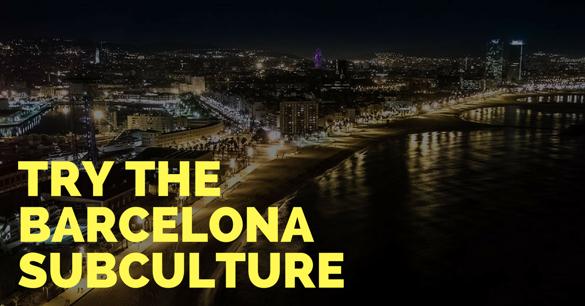 Book The Barcelona Subculture Escape