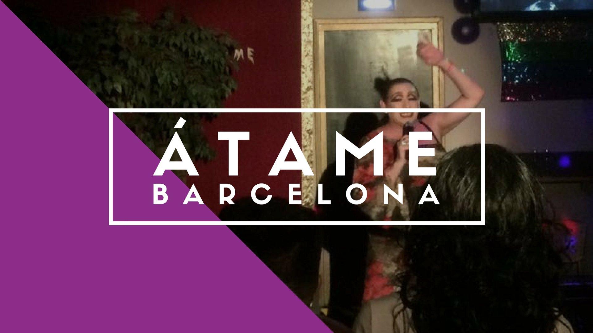 Átame, Barcelona