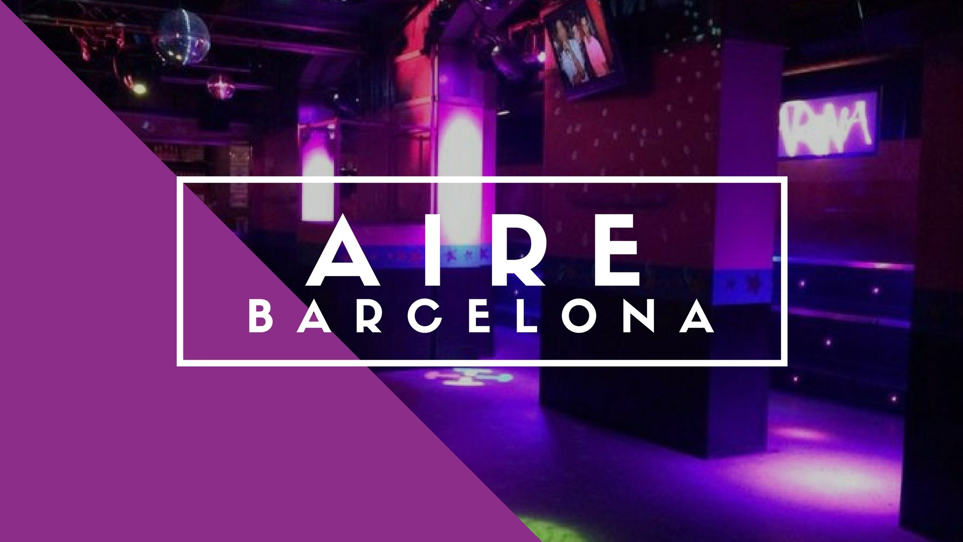 Aire, Barcelona