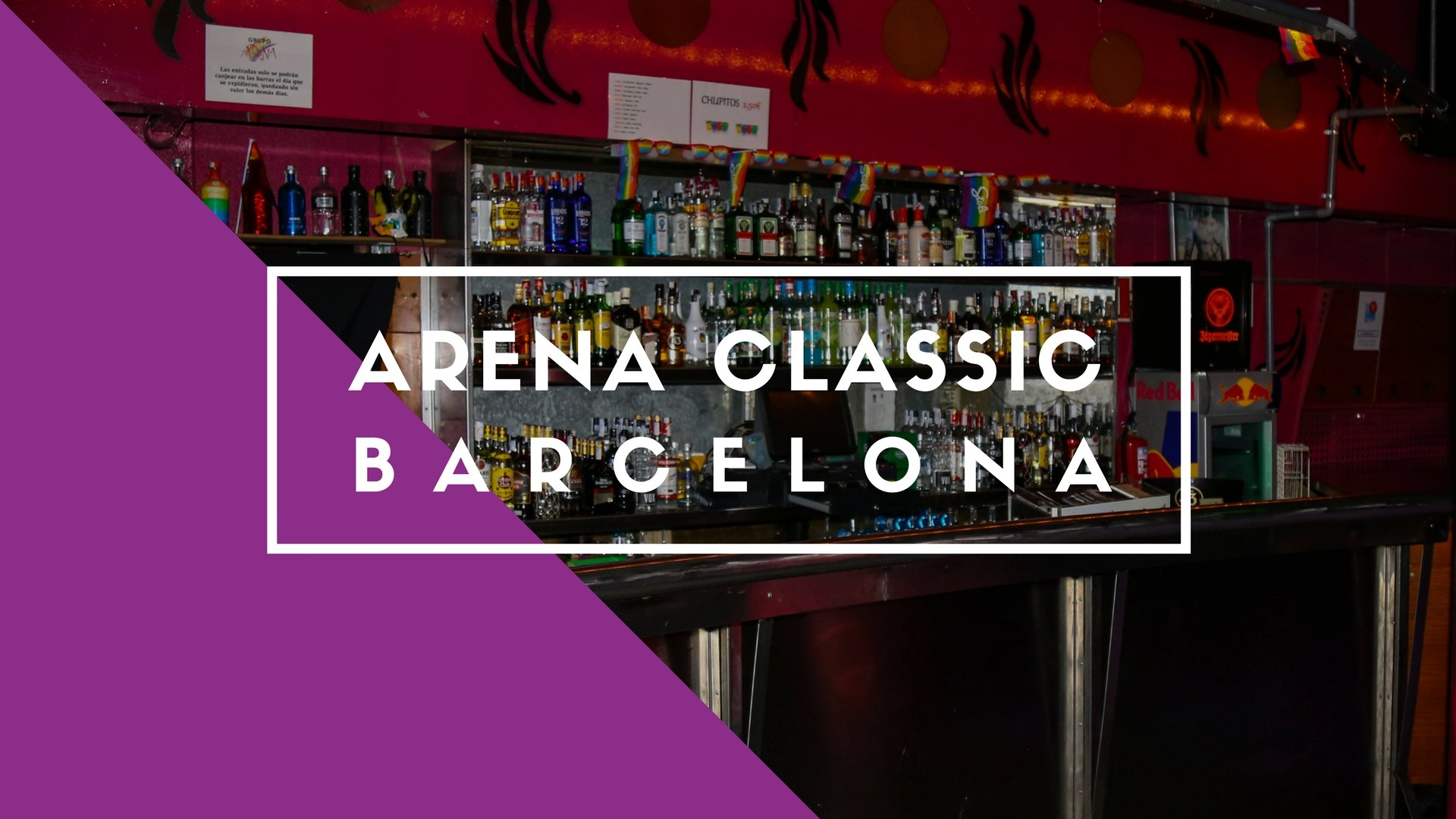 Arena Classic, Barcelona