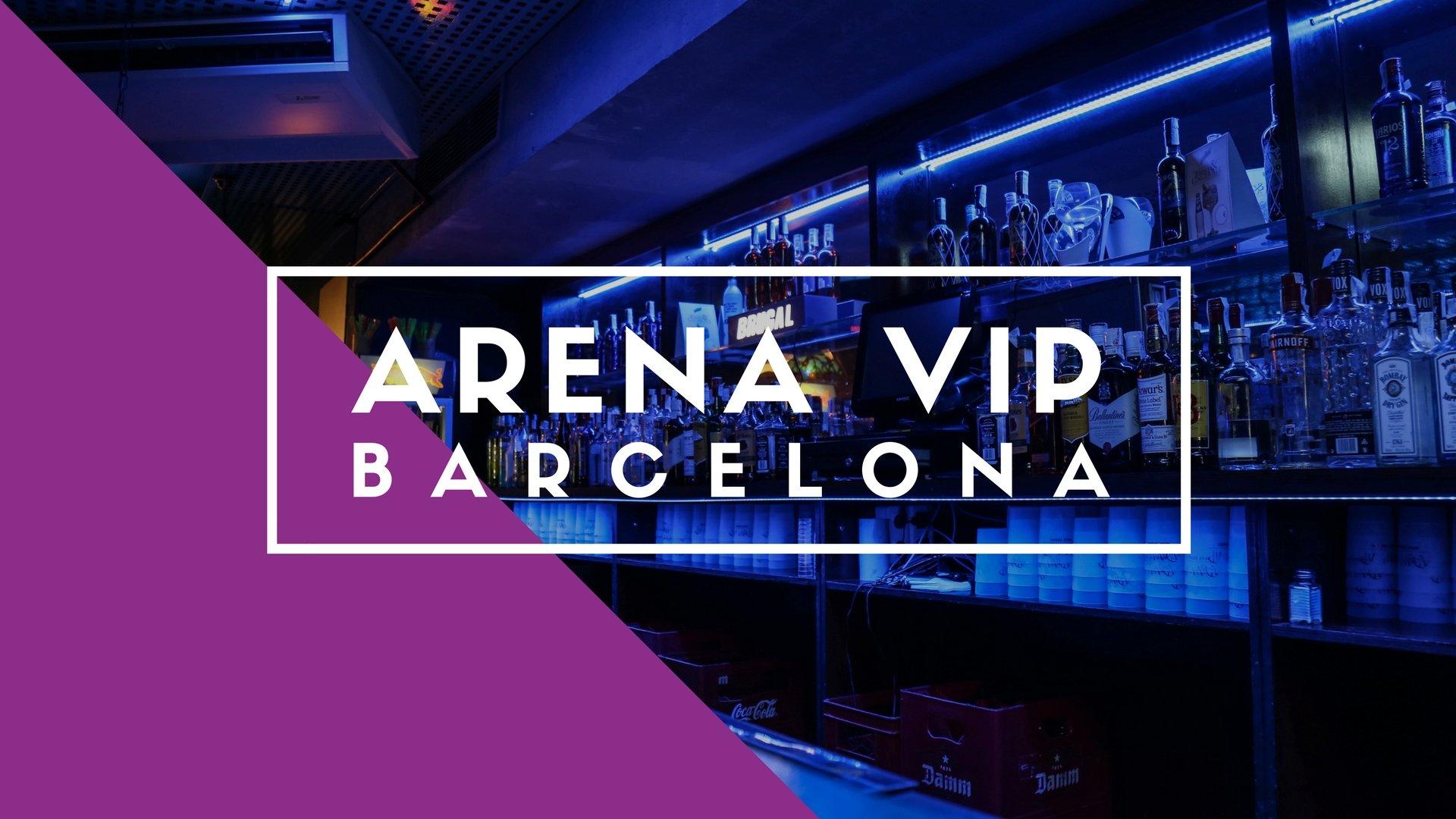 Arena VIP, Barcelona