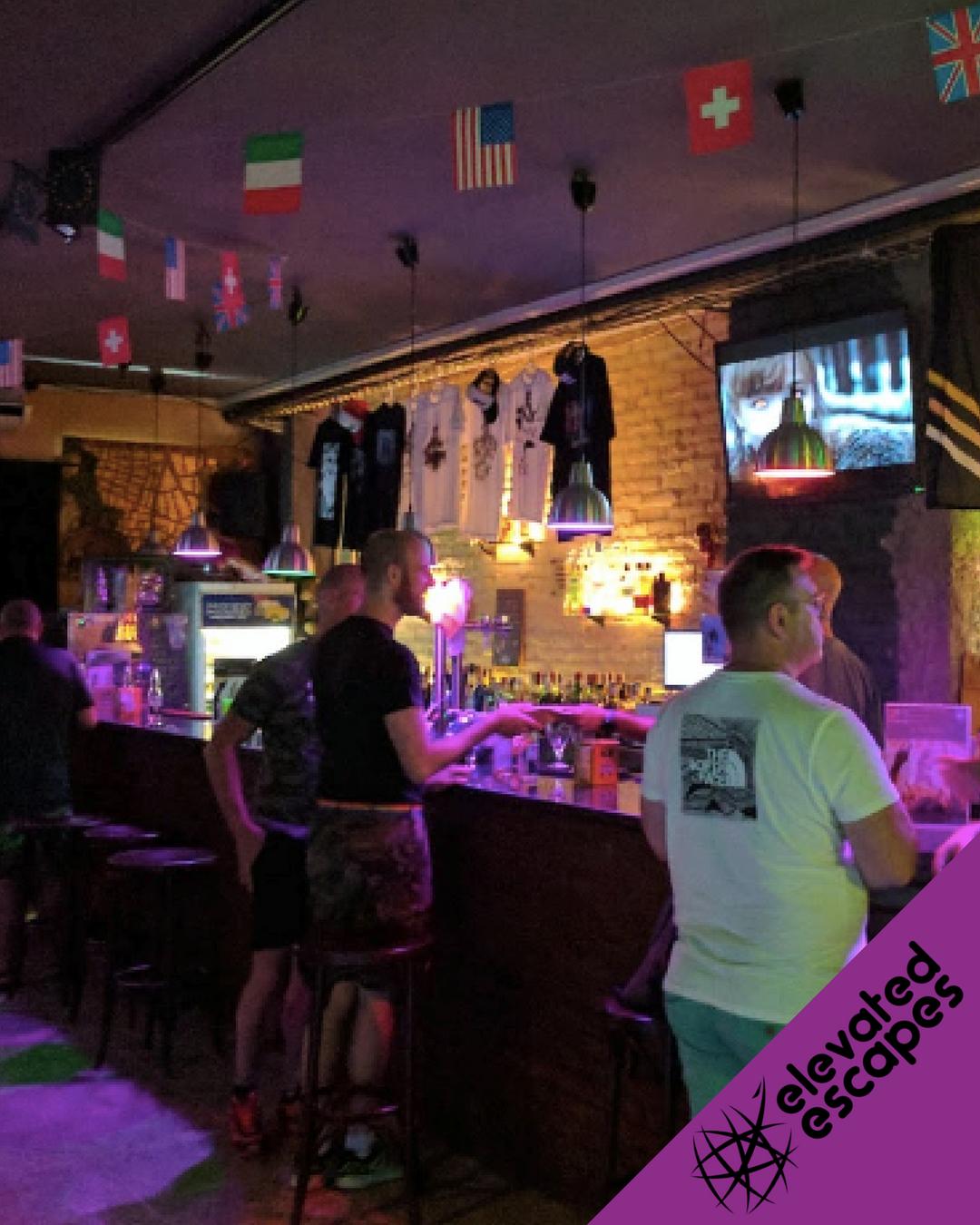 Bacon Bear Bar Bartenders
