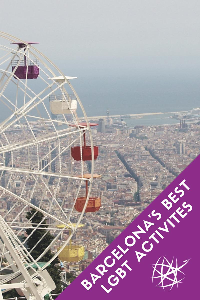 Barcelona's Best Gay Activities