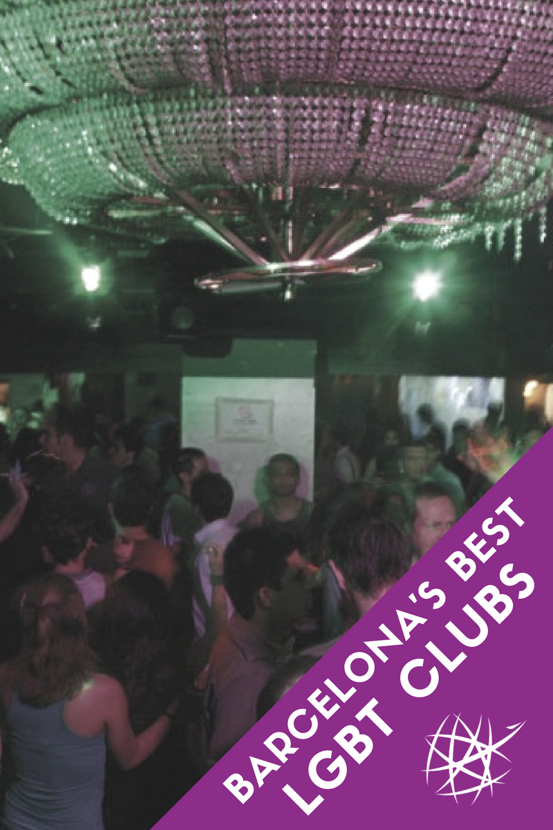 Barcelona's Best Gay Clubs