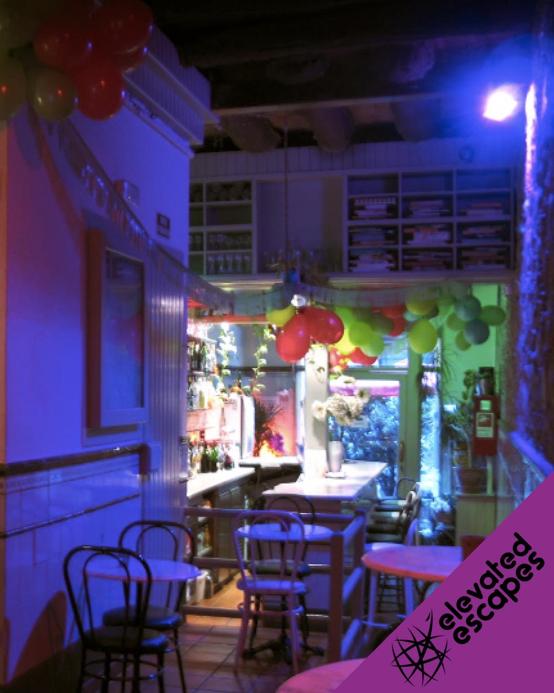 Botànic Bar Cafè Interior