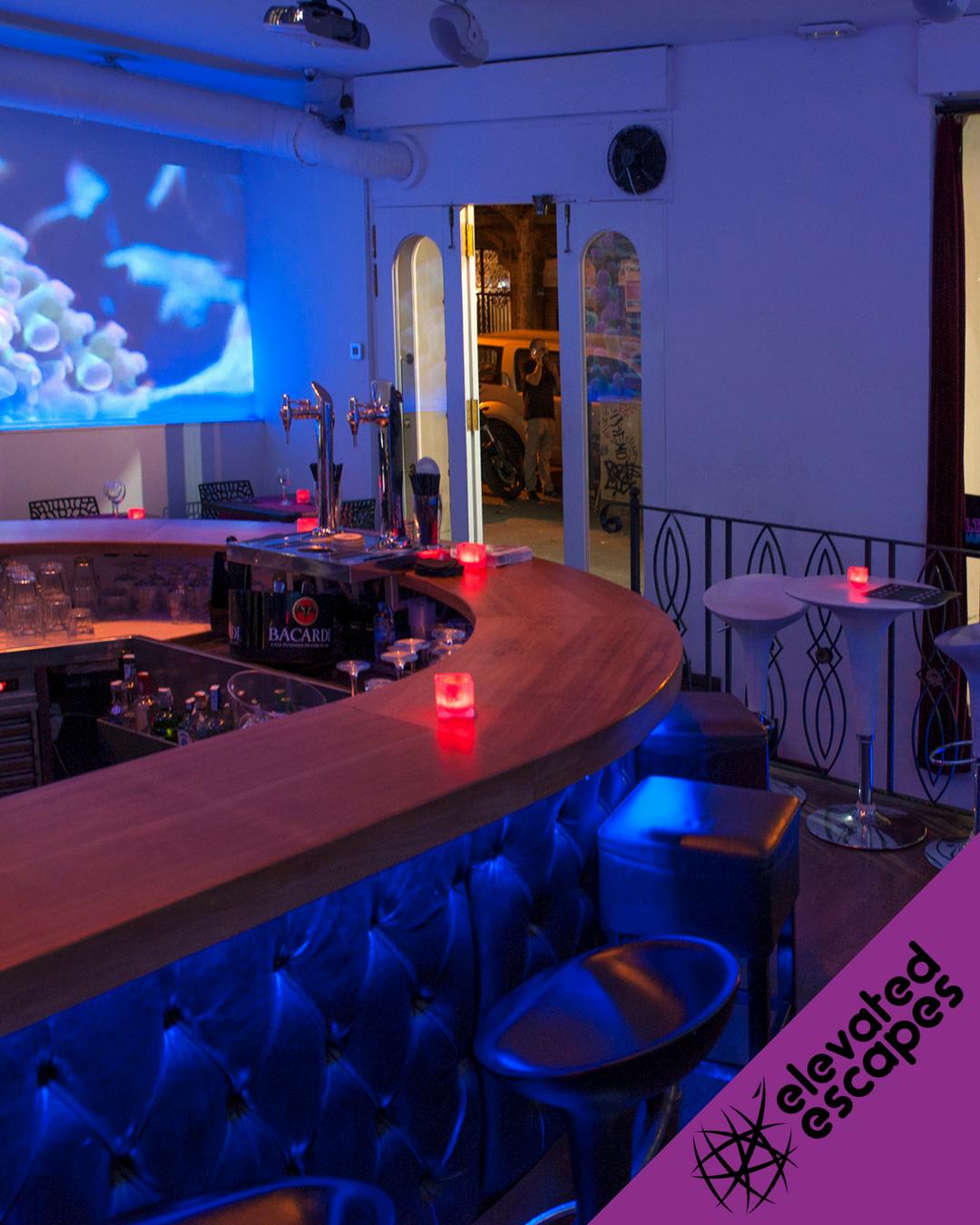Culture Club BCN Bar