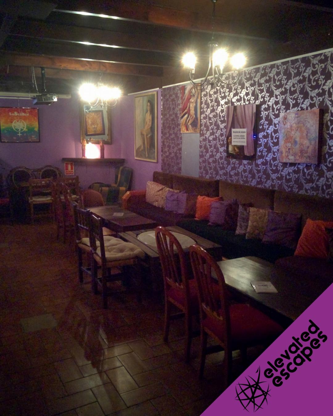 La Sue BCN Lounge