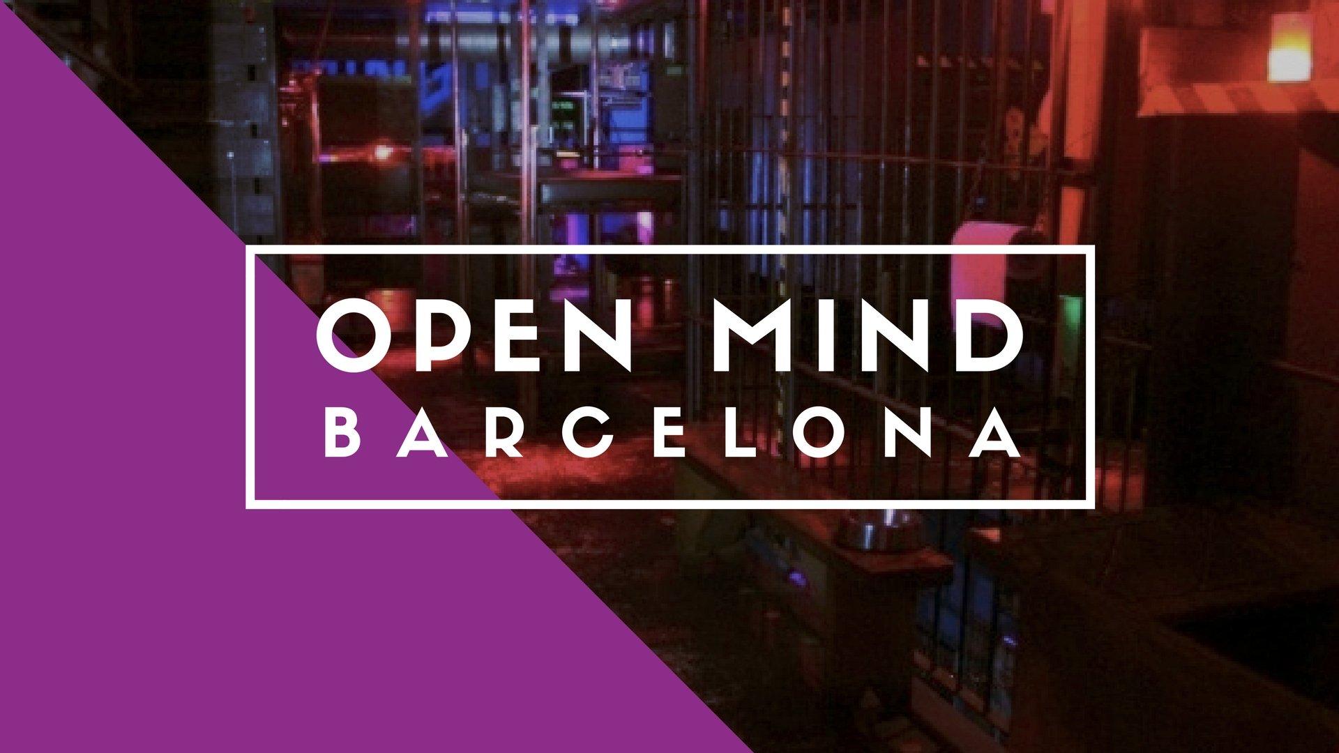 Open Mind, Barcelona