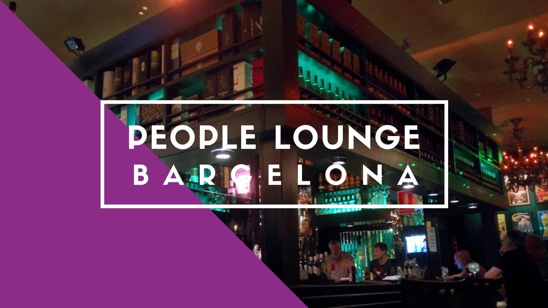 People Lounge, Barcelona