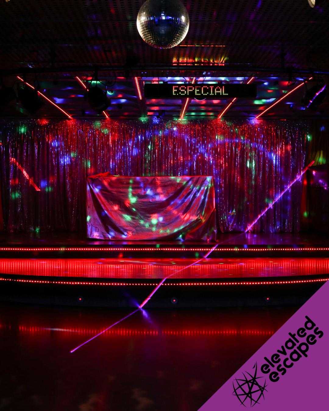 Sala Tango Dance Floor