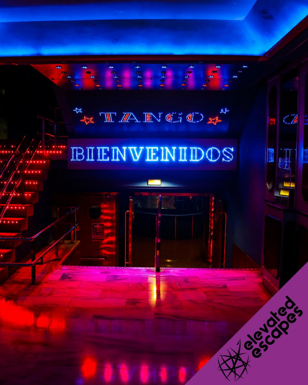 Sala Tango Entrance