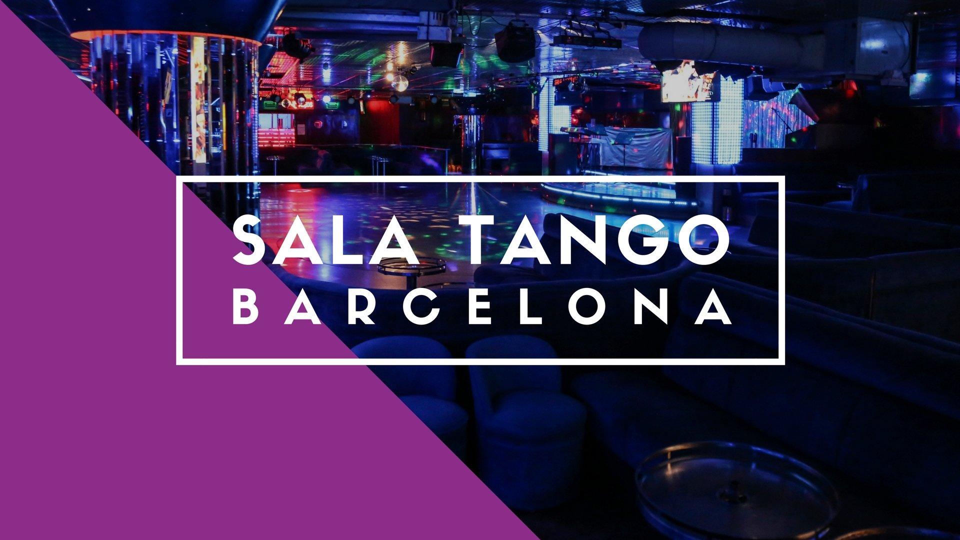 Sala Tango, Barcelona