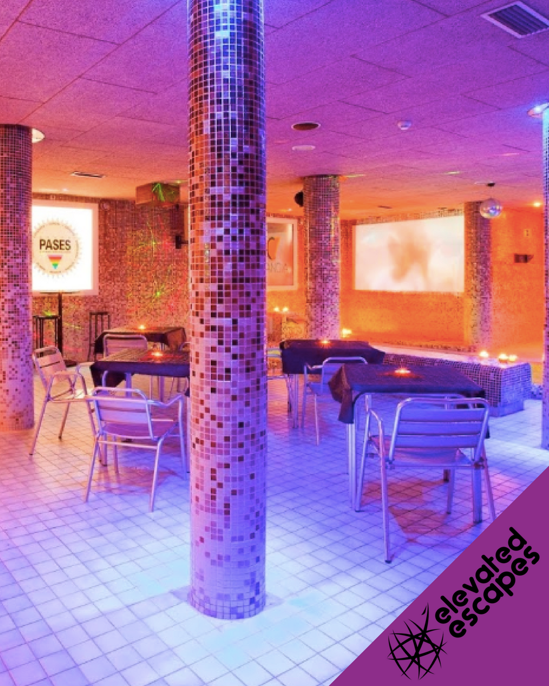 Sauna Casanova Bar