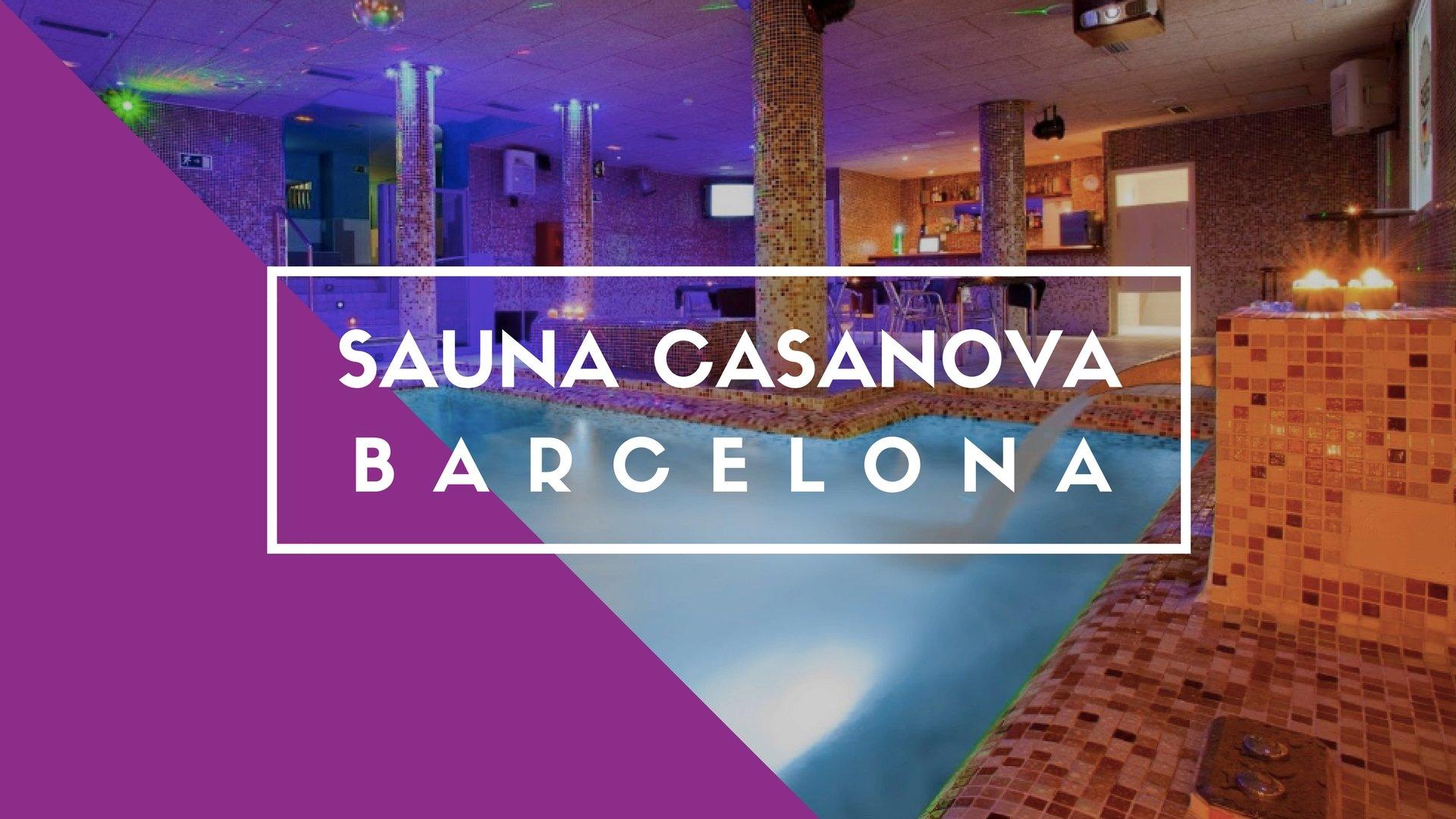 Sauna Casanova, Barcelona