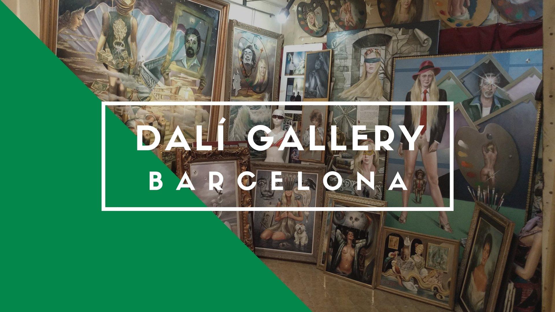Barcelona Dalí Gallery