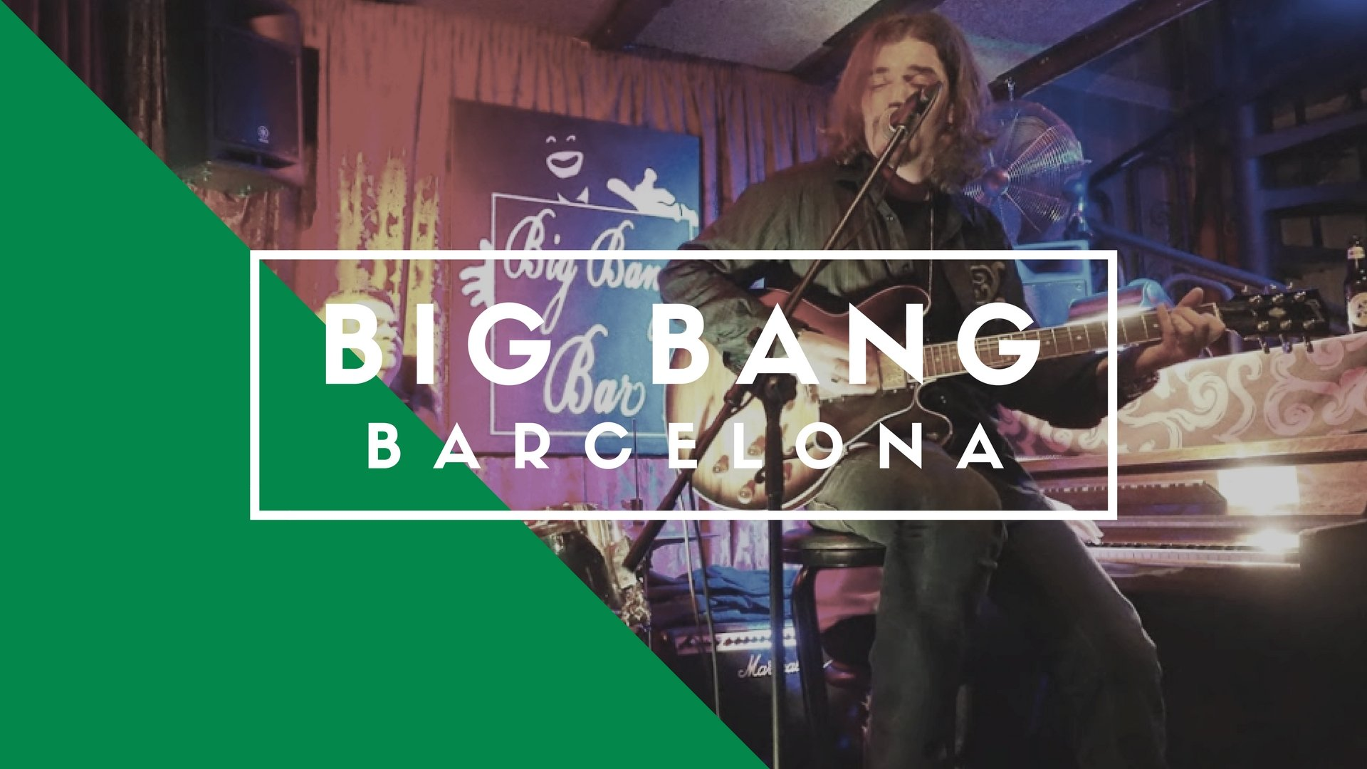 Big Bang Bar, Barcelona
