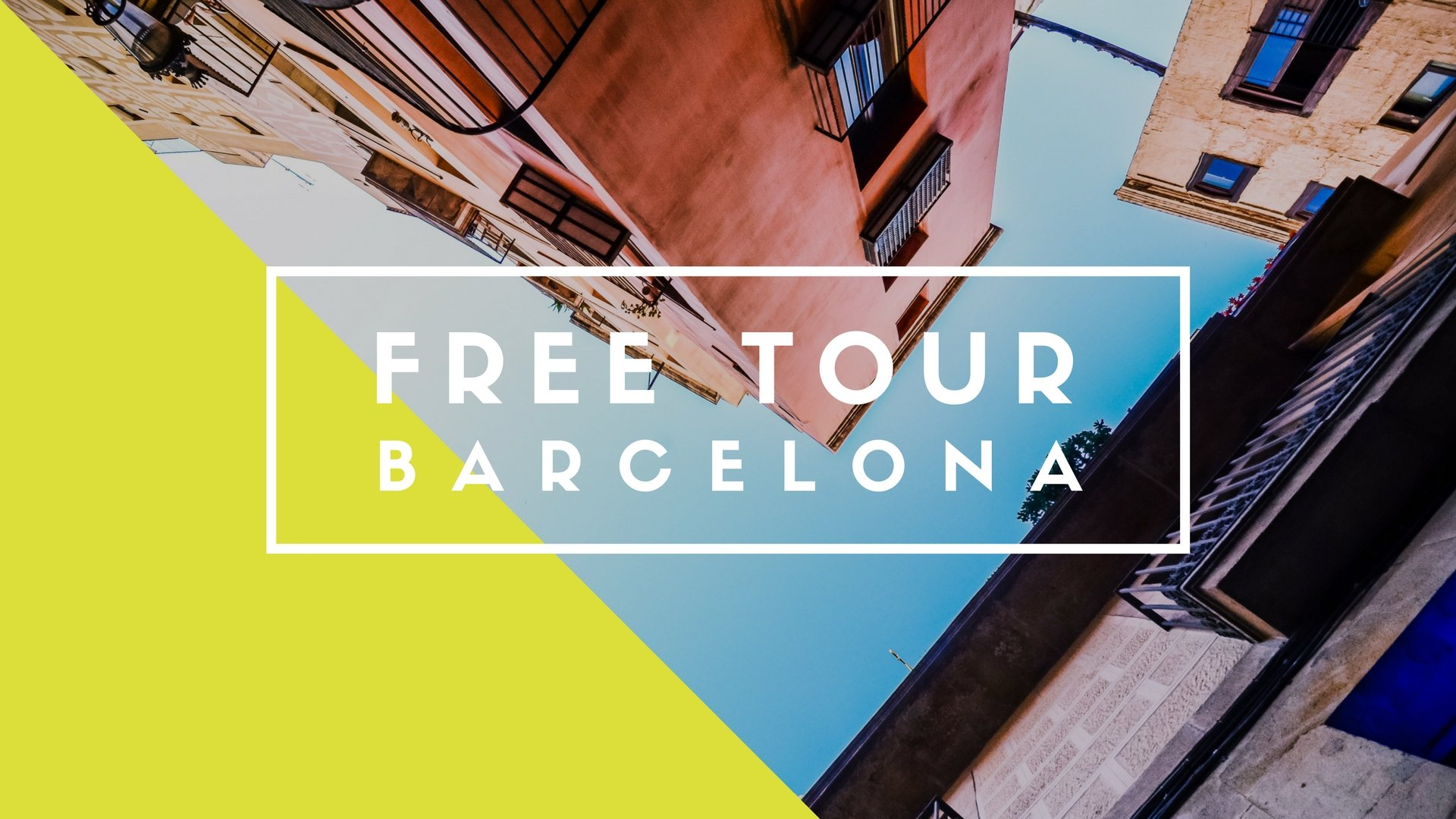 Free Walking Tour Barcelona
