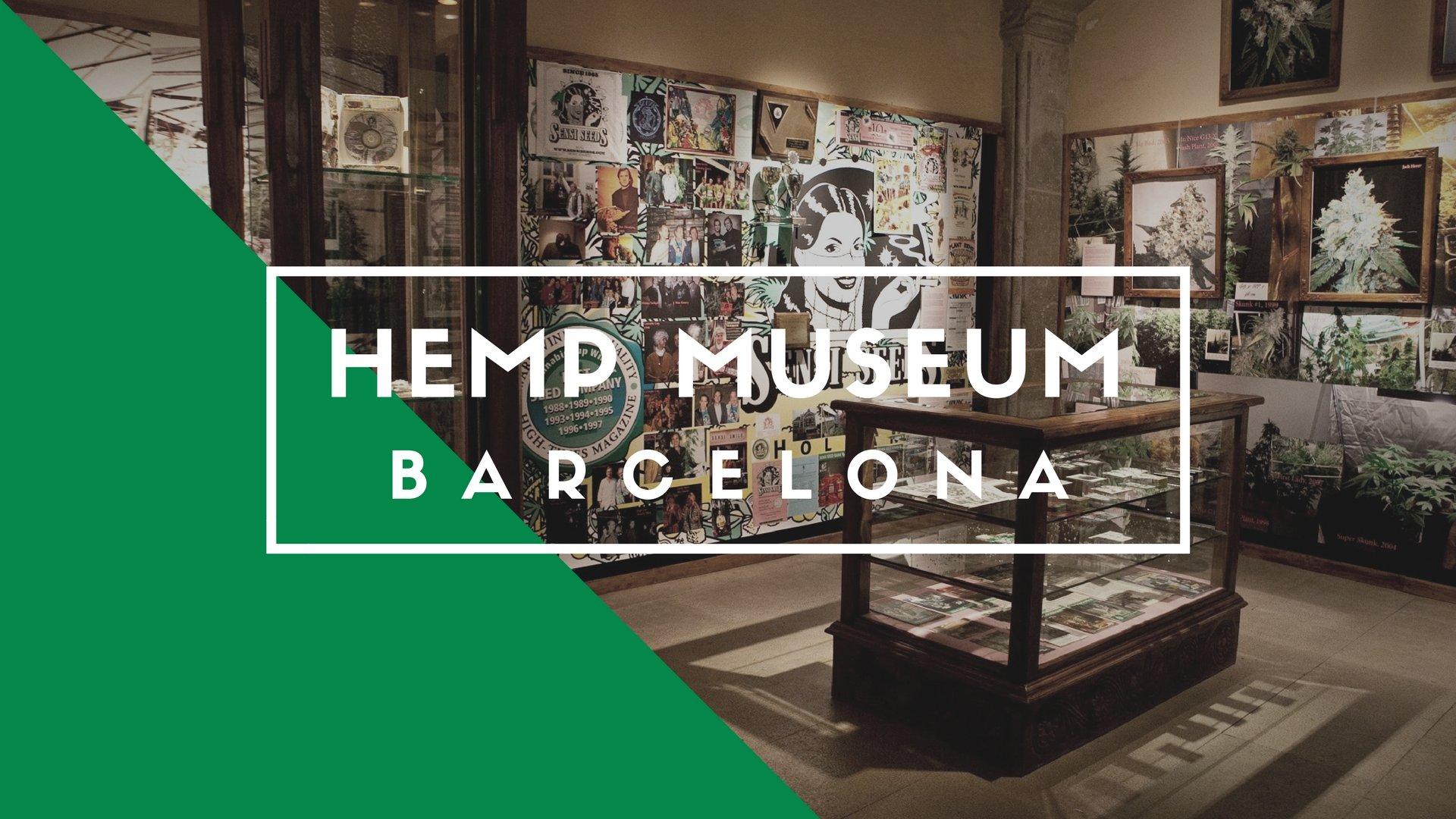 Hemp Museum Gallery, Barcelona