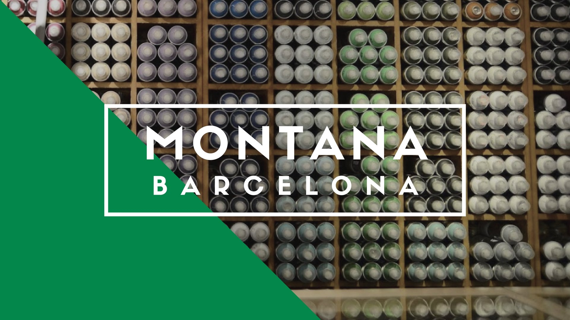 Montana Shop & Gallery, Barcelona