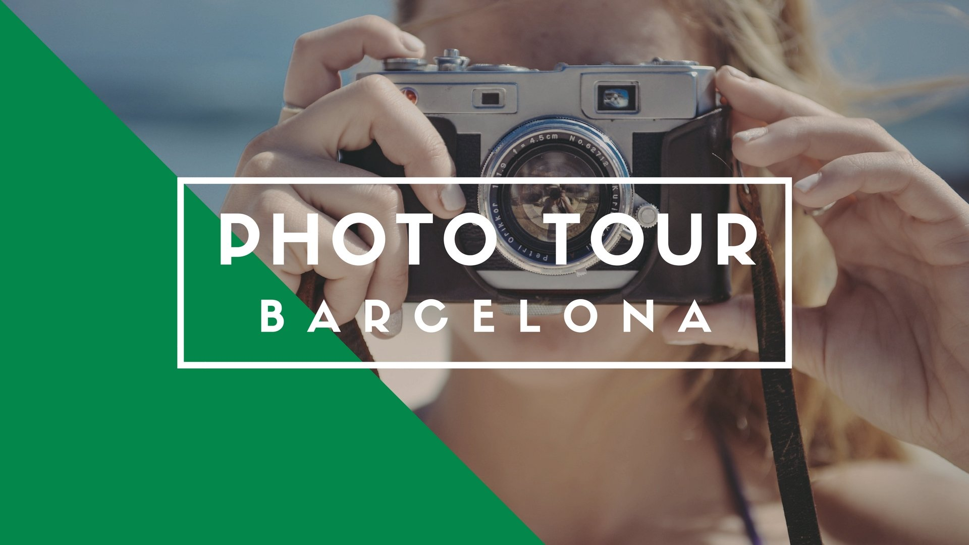 Photography Tour, Barcelona