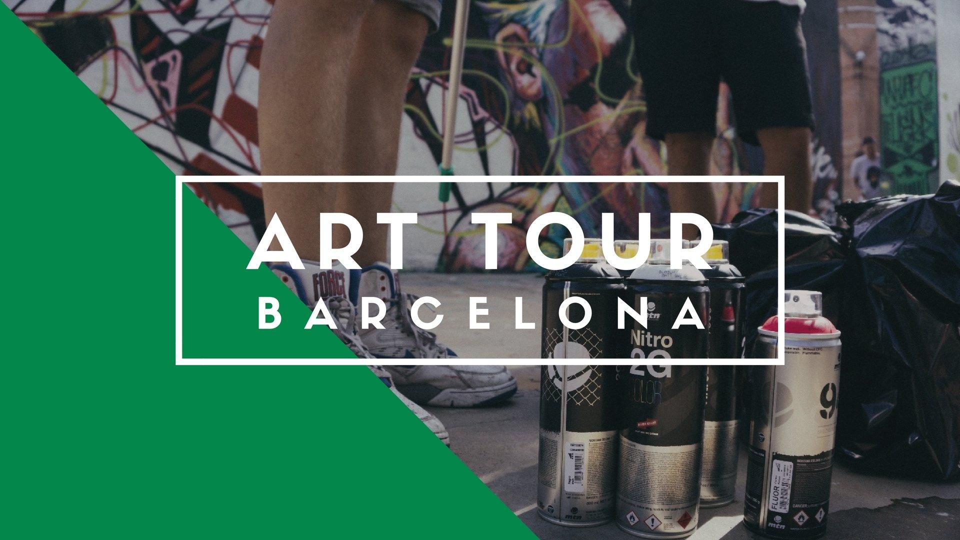 Street Art Tour, Barcelona