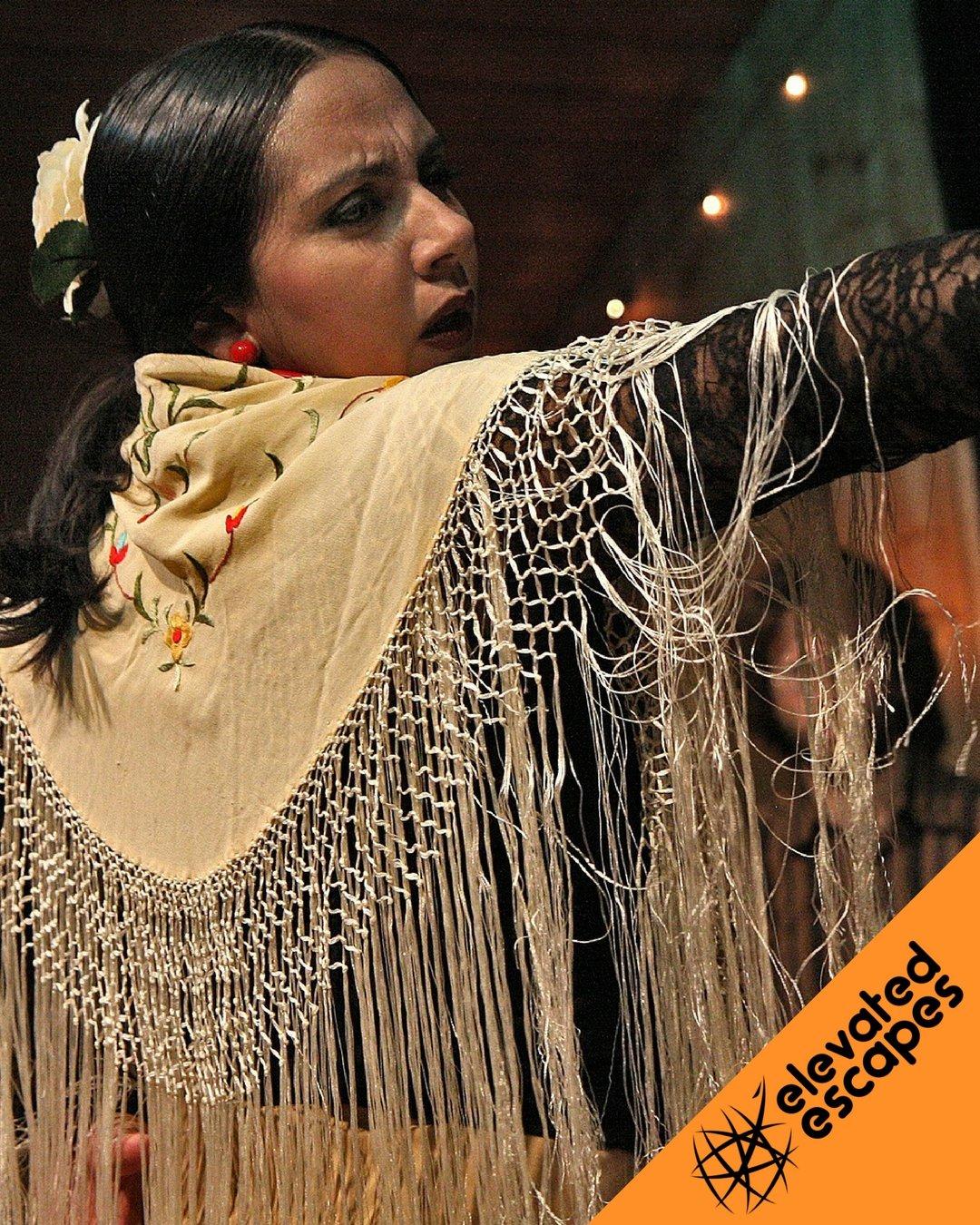 Tapas & Flamenco Show Barcelona Dance