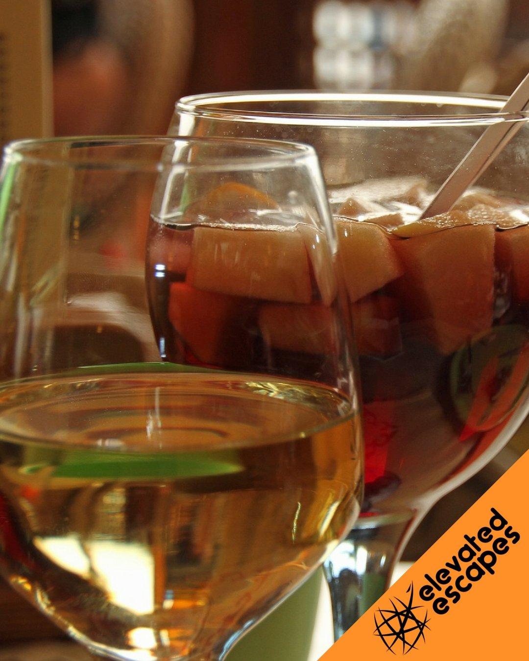 Tapas & Flamenco Show Barcelona Drinks