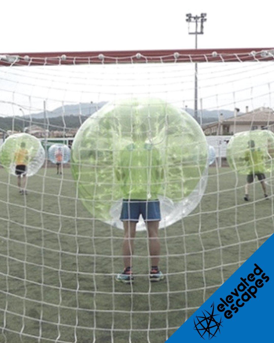 Bubble Football Barcelona Goal